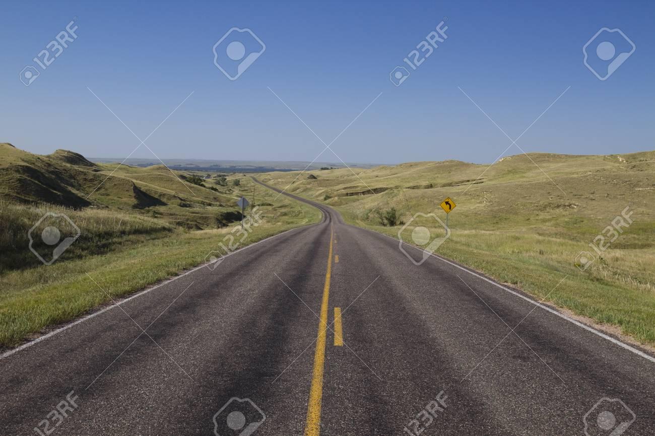 Nebraska Highway Scenic - 39047945