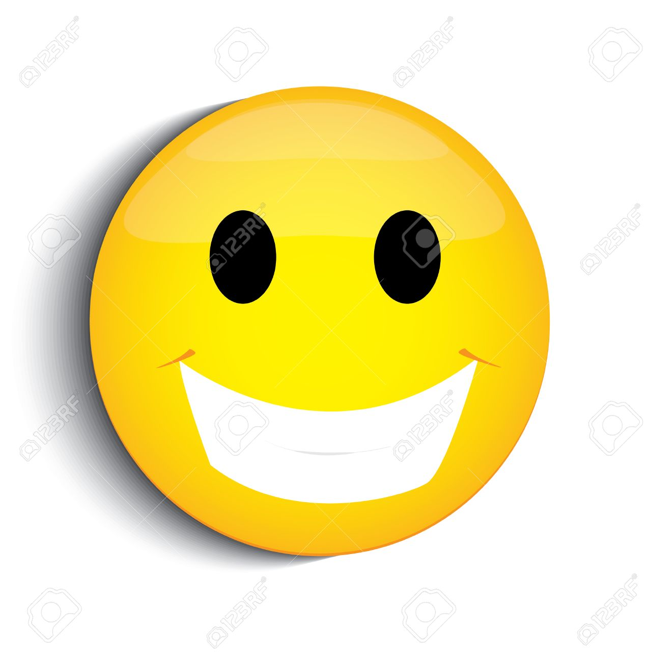 happy smiley face royalty free cliparts vectors and stock