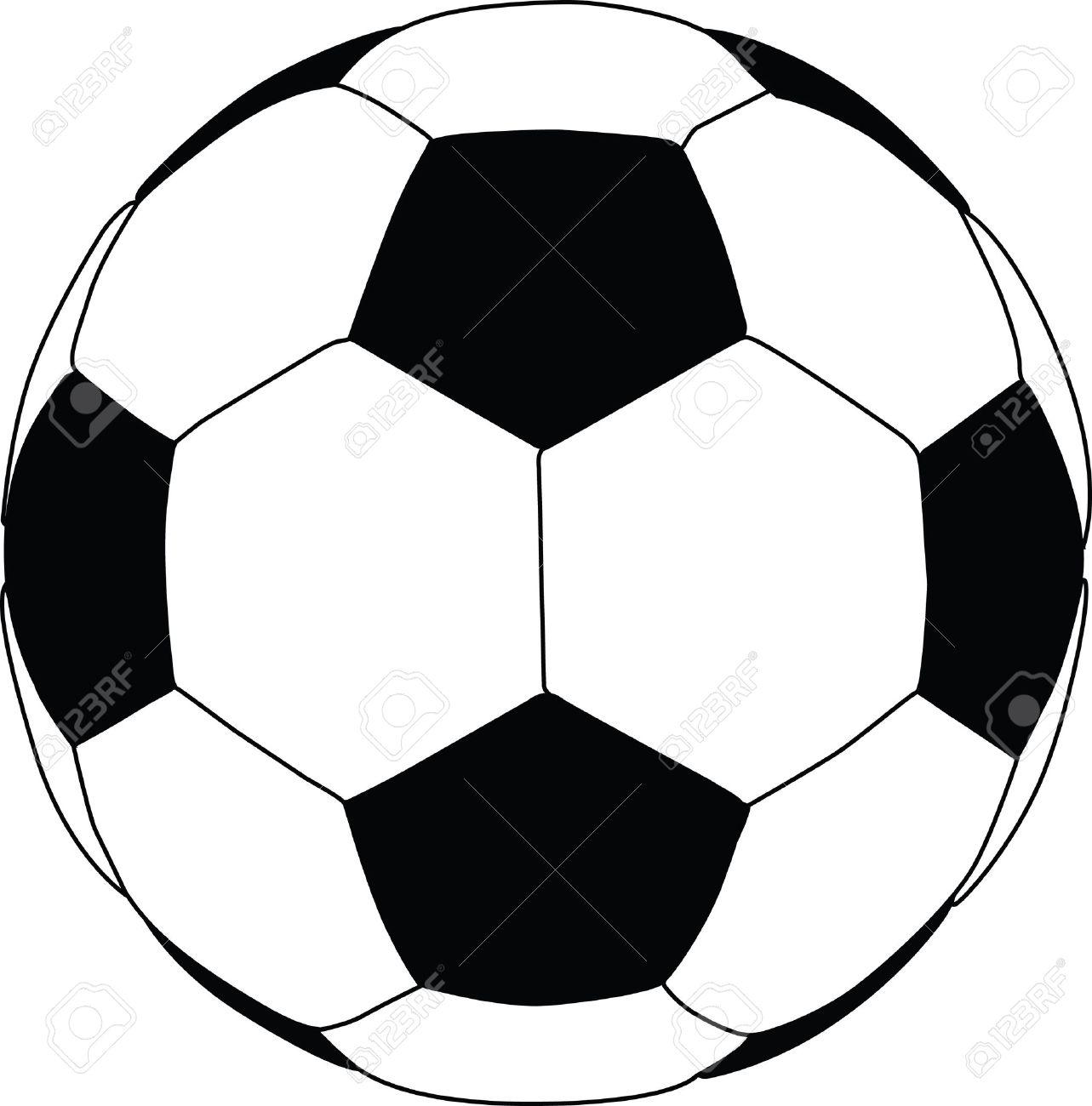Soccer Ball Silhouette Vector Free up Soccer Vector Ball