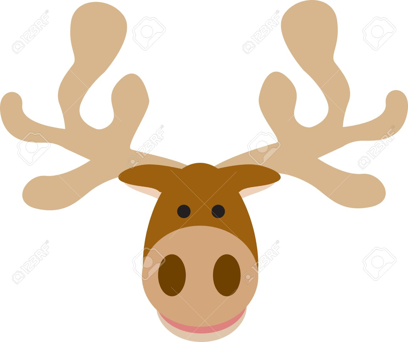 moose cartoon images u0026 stock pictures royalty free moose cartoon