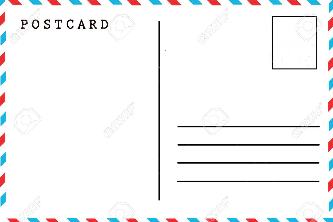 back of blank postcard stock photo picture and royalty free image