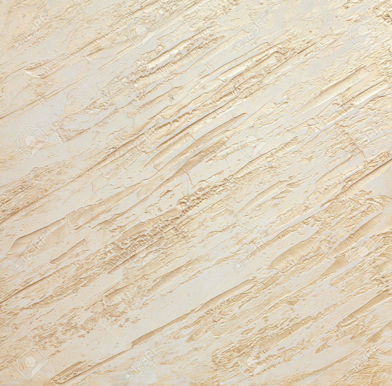 Wall paint texture - Large Texture Of Wall Painted Beige With Gloss Stock Photo 13484413