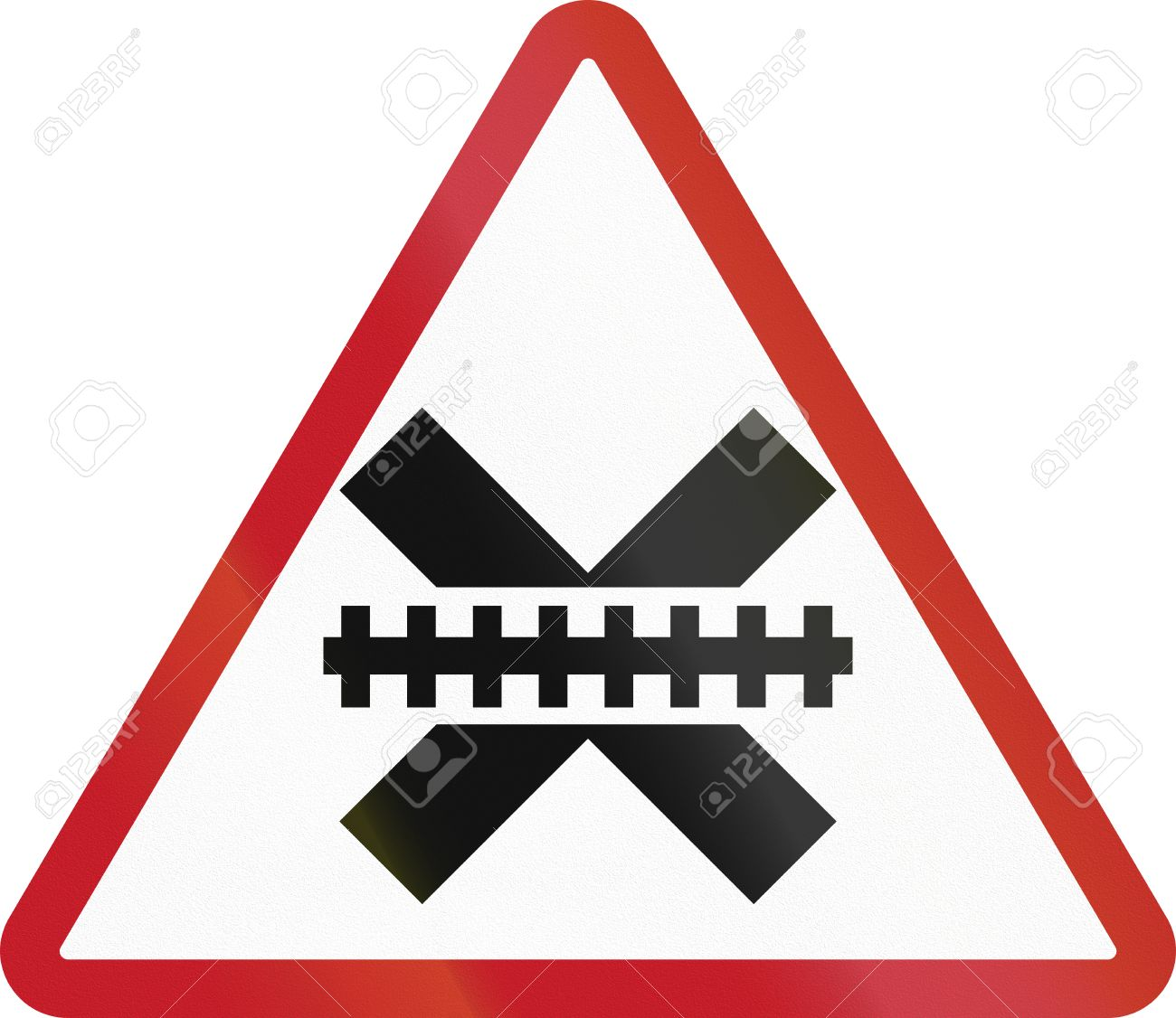 Road sign in the philippines railway crossing advance warning road sign in the philippines railway crossing advance warning for crossings without signal control buycottarizona Image collections