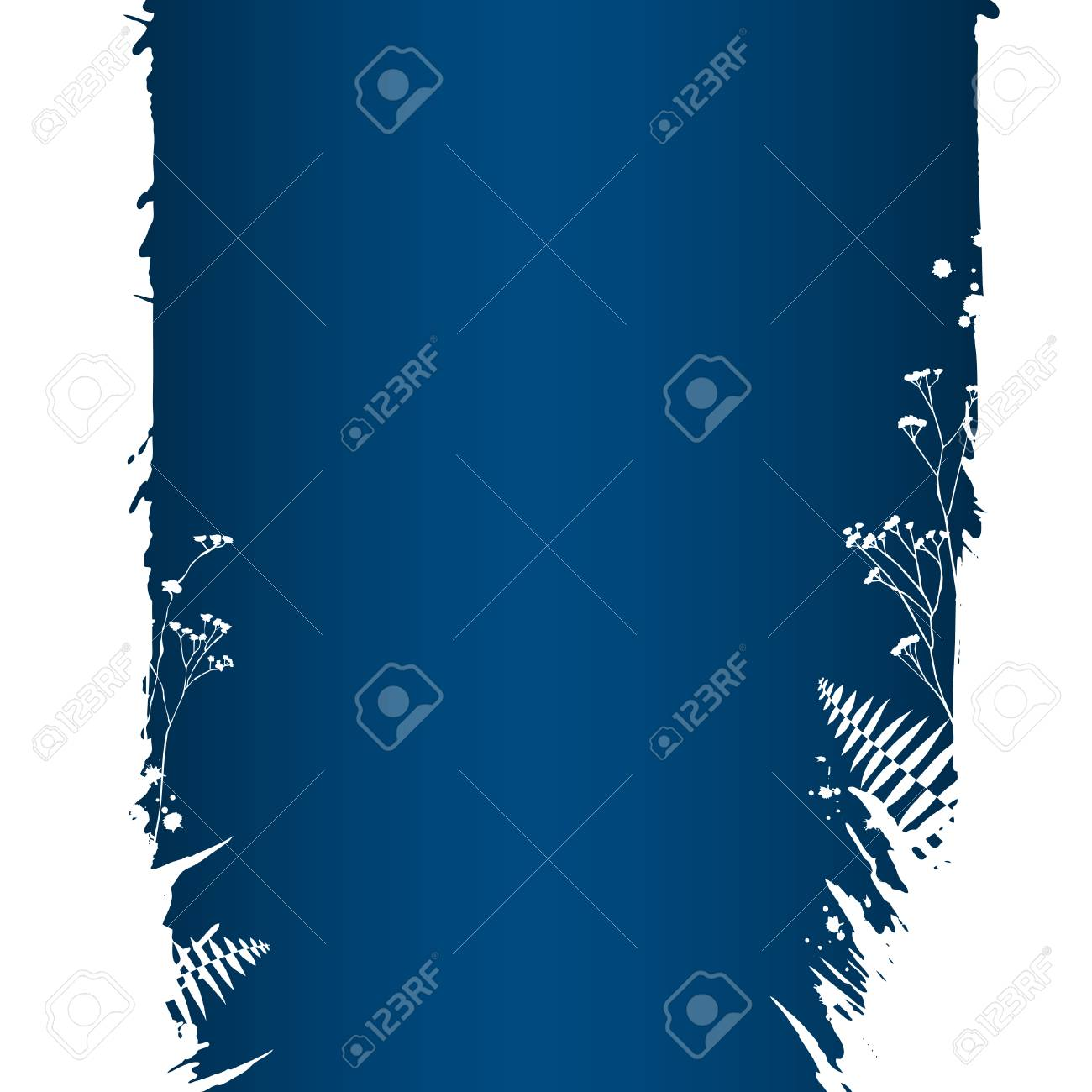 Grunge frame with space for text Stock Vector - 4333978