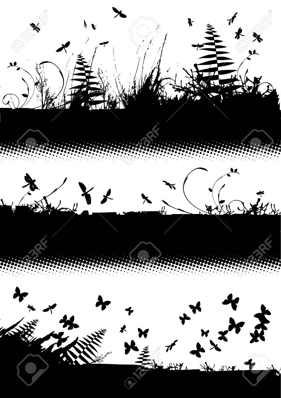 collection for designers, plant vector Stock Vector - 4692063