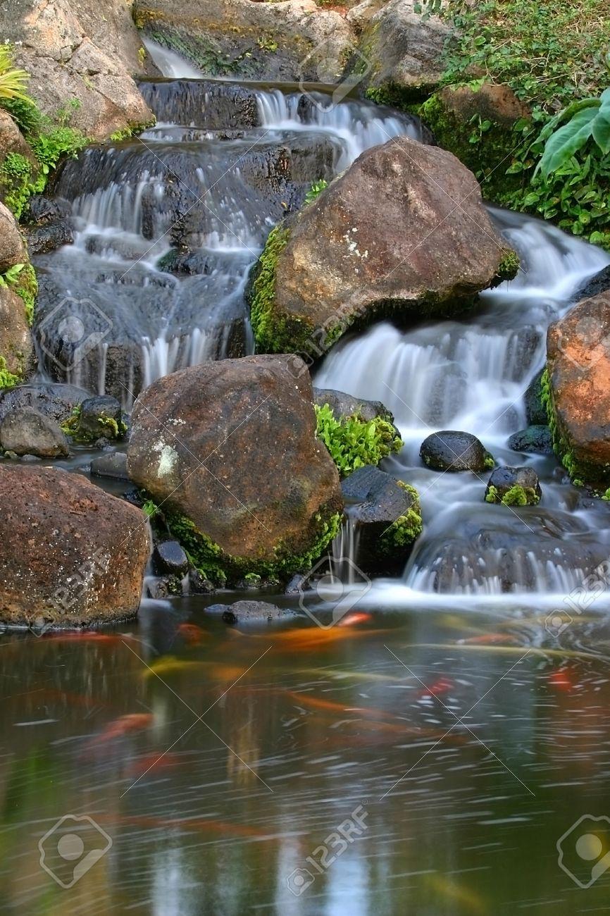 Man-made Waterfall   Man Made waterfall in Cypress Gardens. …   Flickr