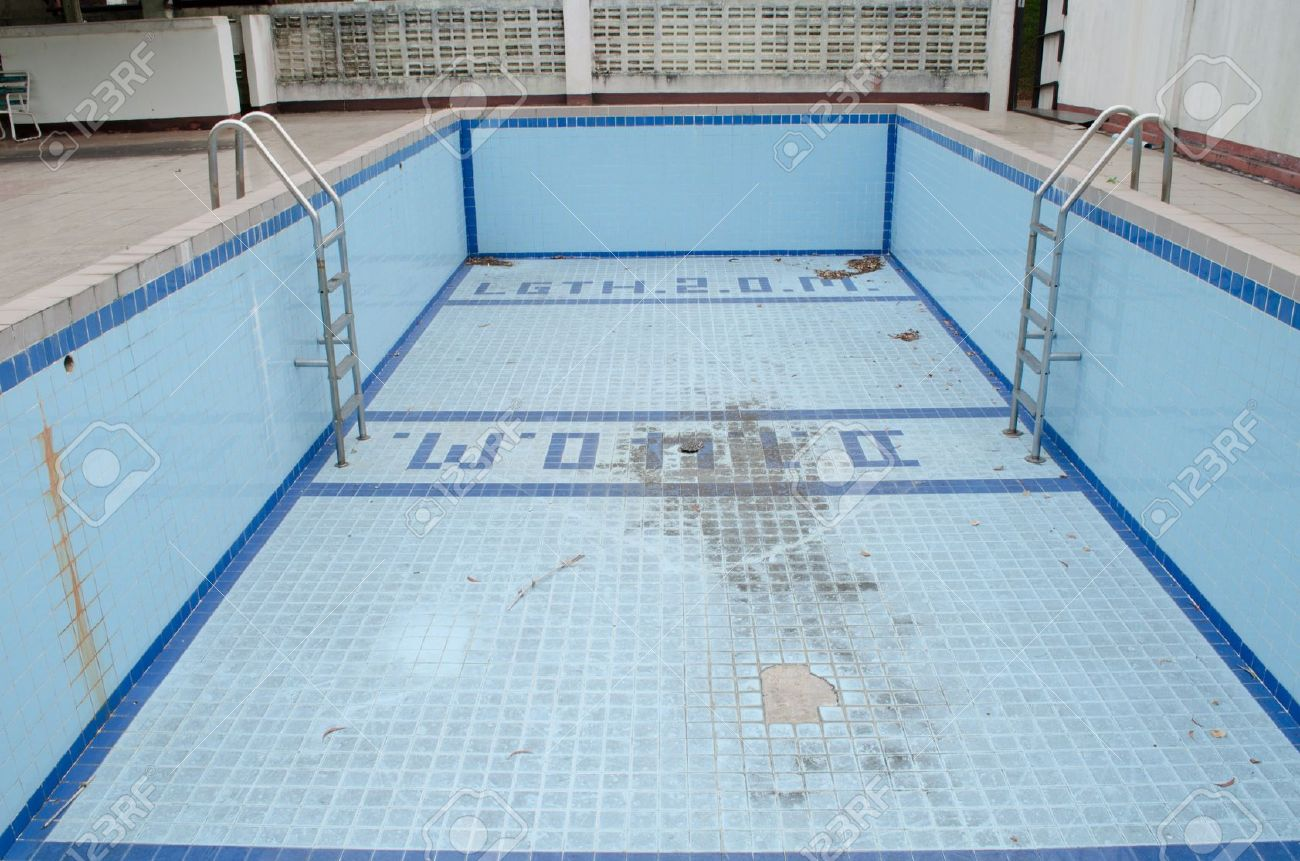 Abandoned Swimming Pool Stock Photo Picture And Royalty Free Image Image 19579216