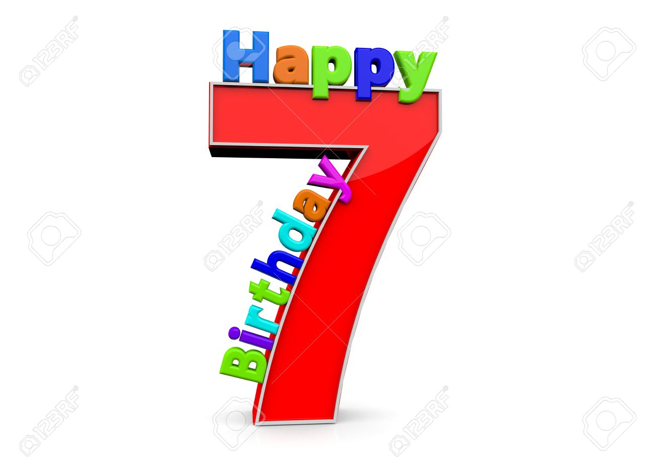 7 birthday numbers
