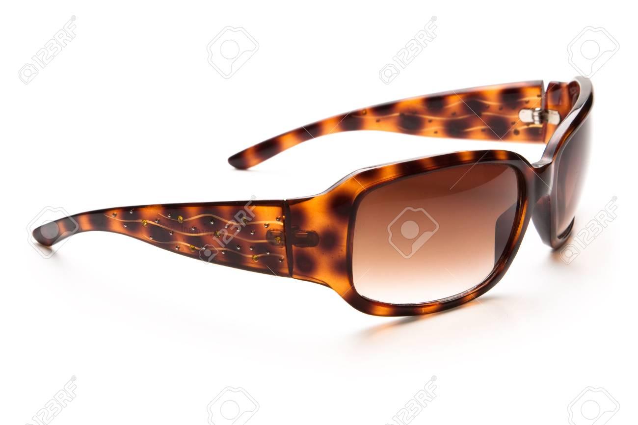 68f3d3bf461 Stock Photo - Stylish ladies sunglasses