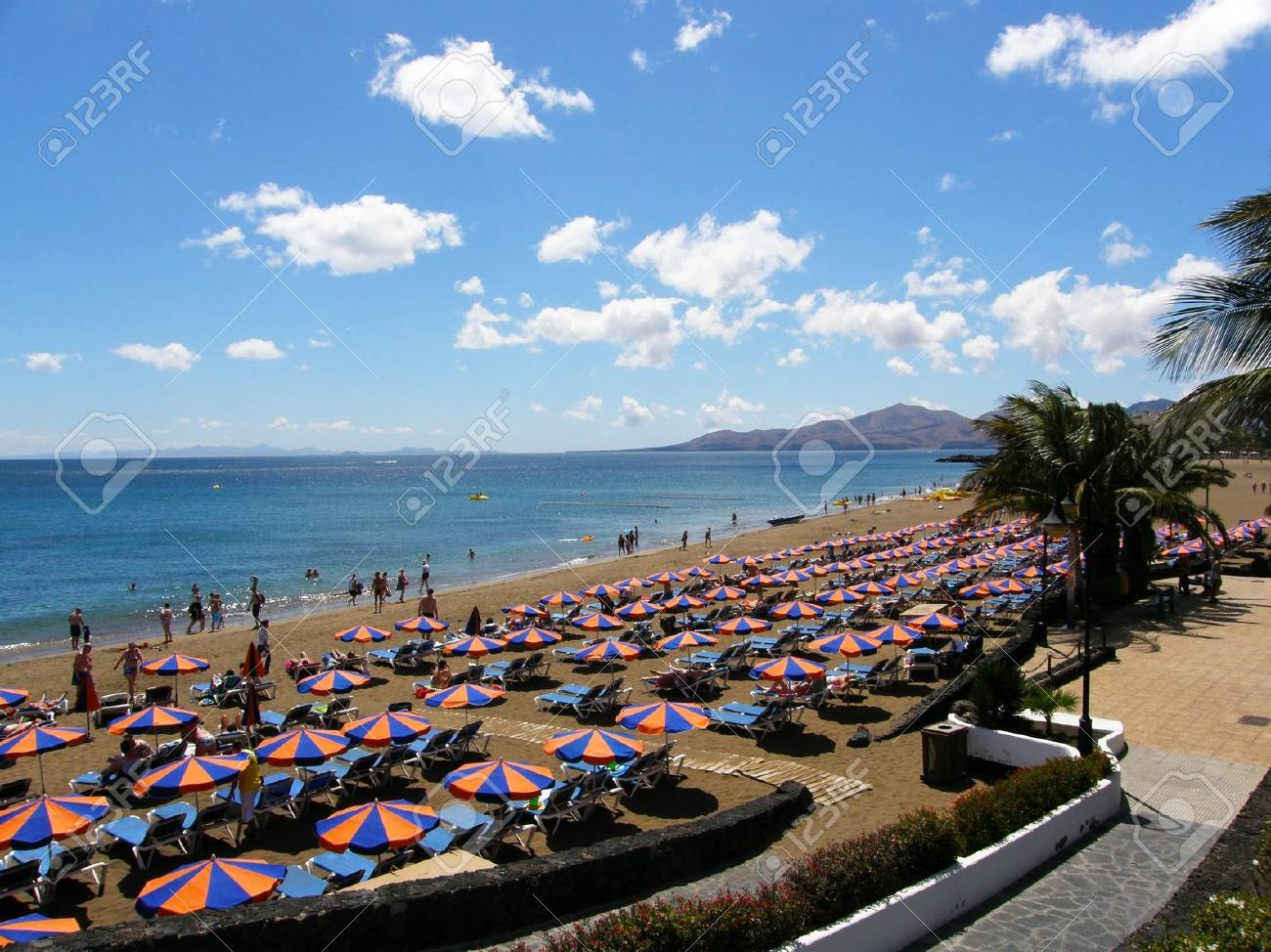 Puerto del Carmen Stock Photo - 10326565