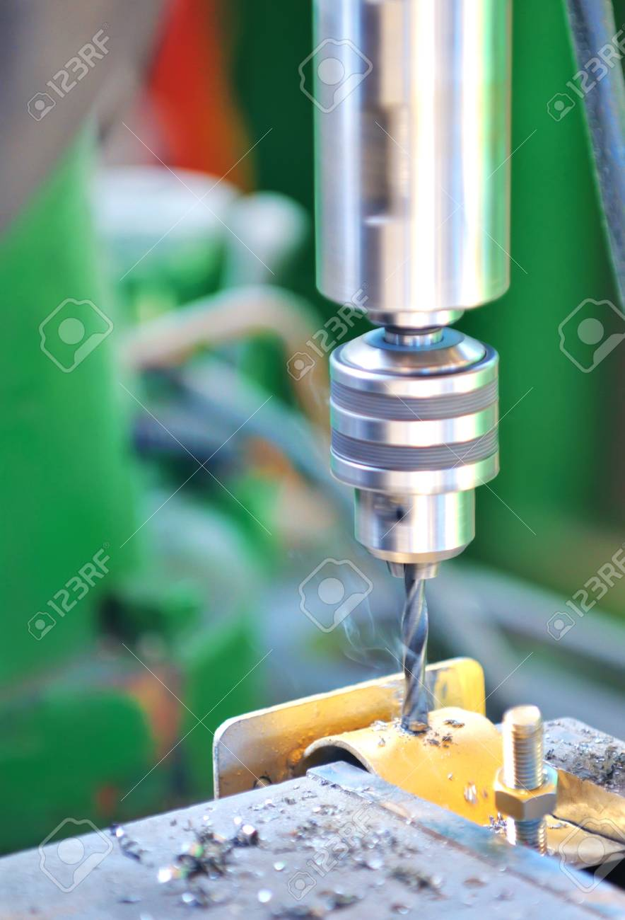 industrial electric heavy drill Stock Photo - 16474939