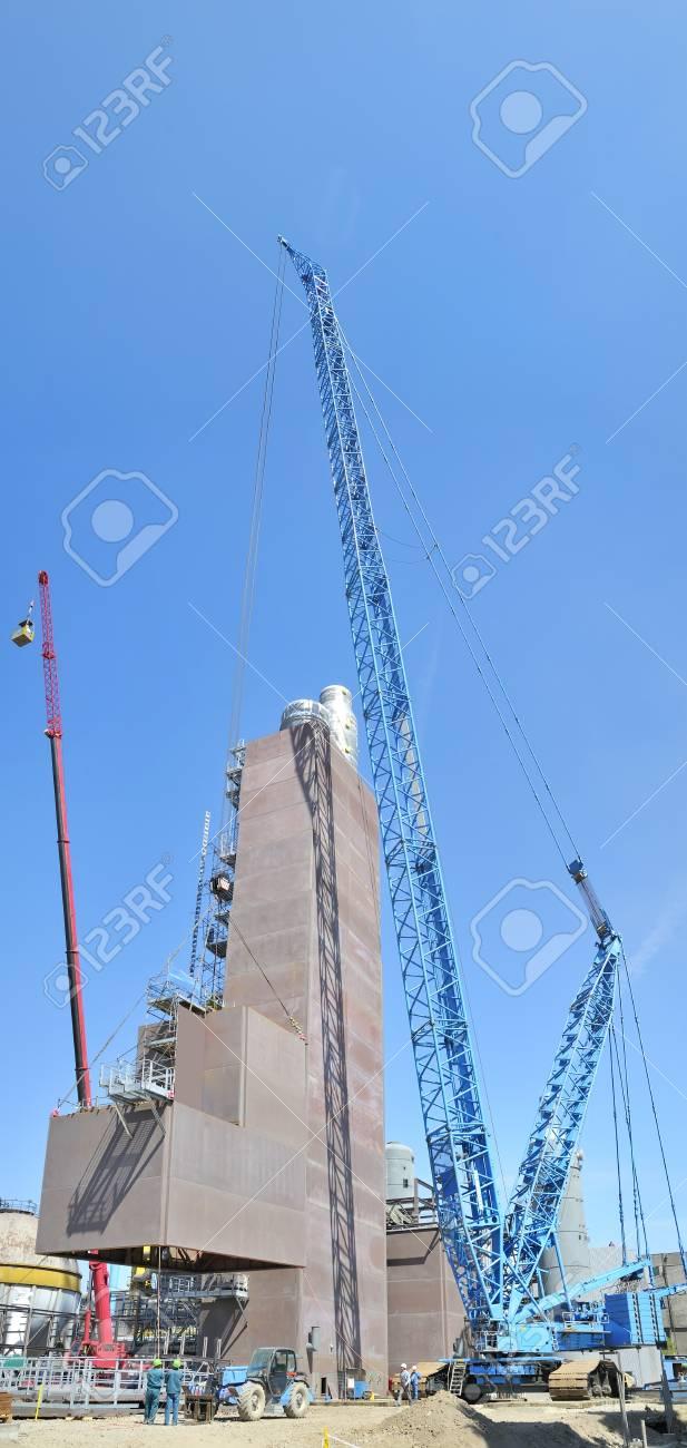 giant crane Stock Photo - 20778325