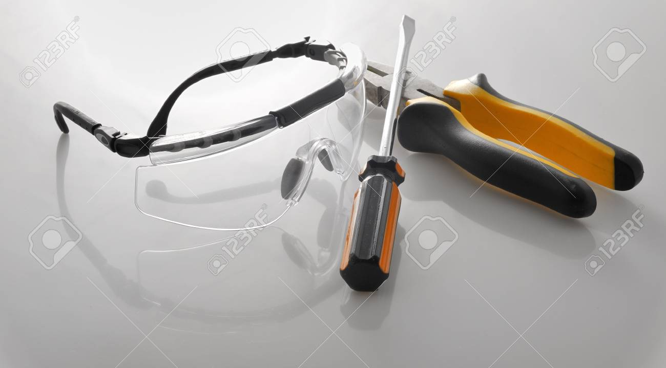 safety tools Stock Photo - 20778130
