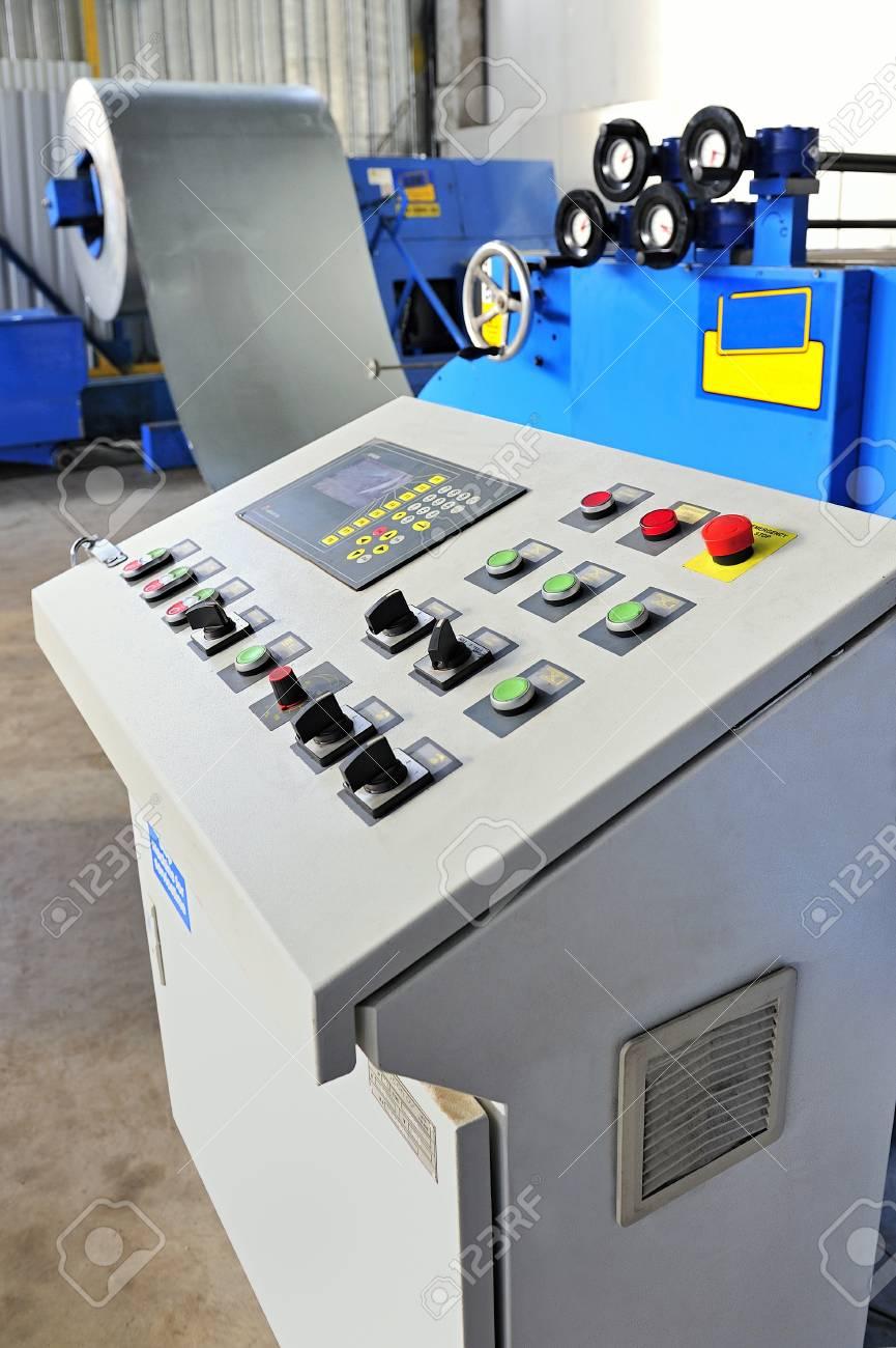 steel machinery Stock Photo - 20778132