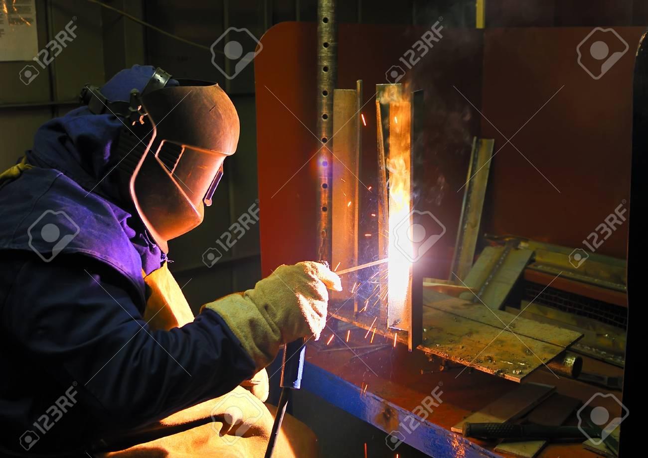 welder Stock Photo - 16473708