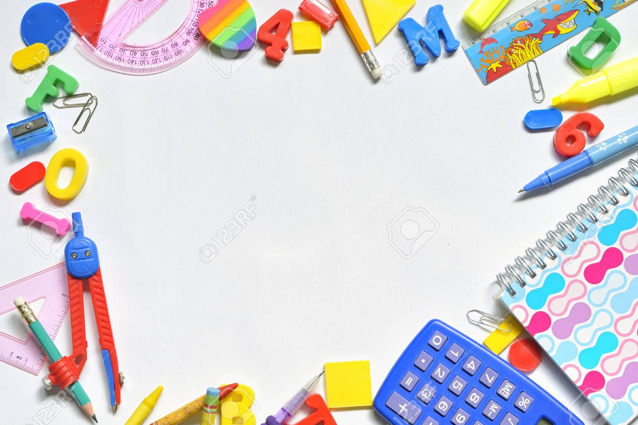 school things Stock Photo - 16477497