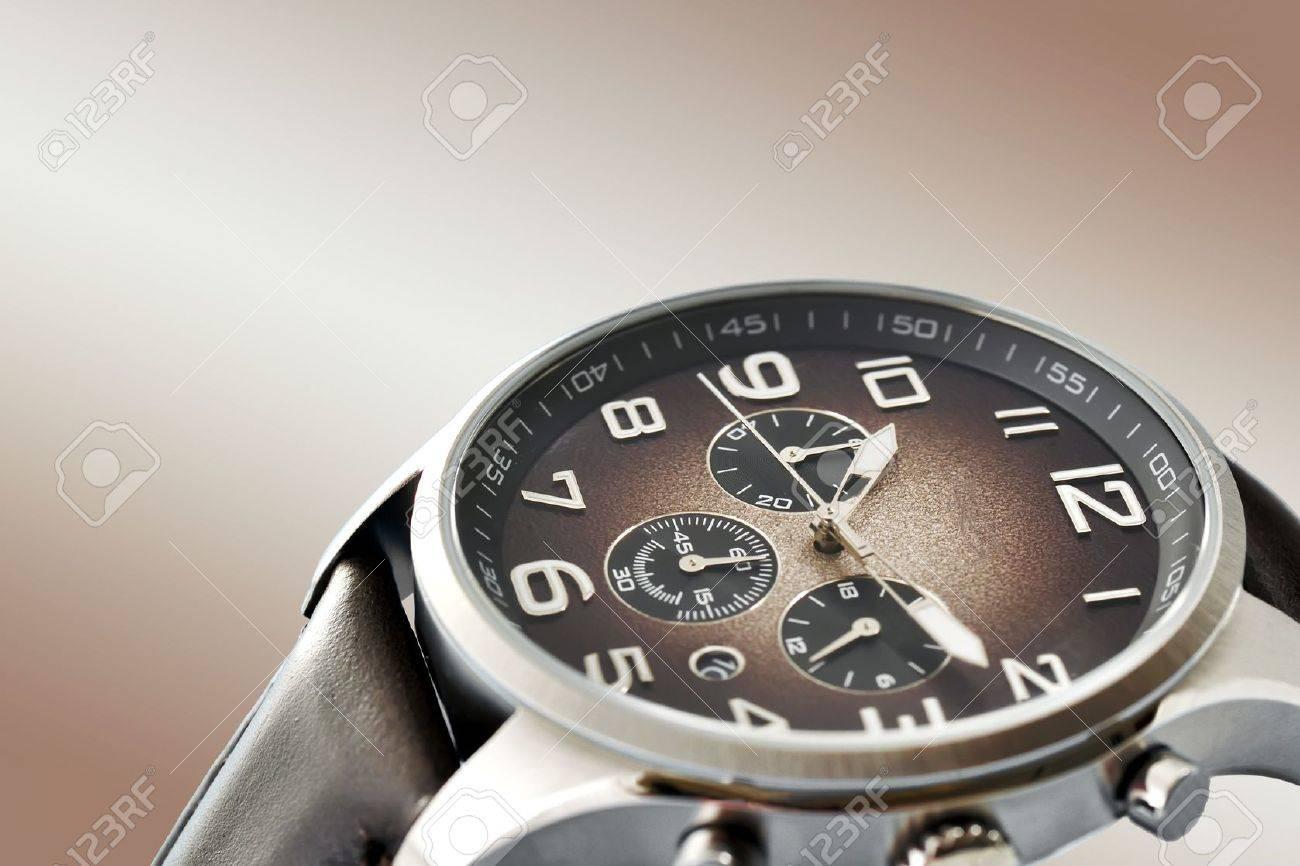 men's watch Stock Photo - 16479769