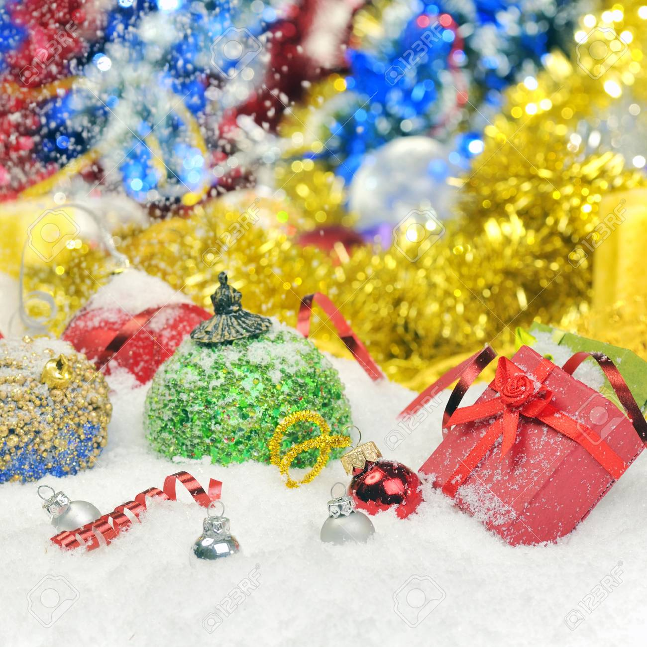 christmas decorations Stock Photo - 16481182