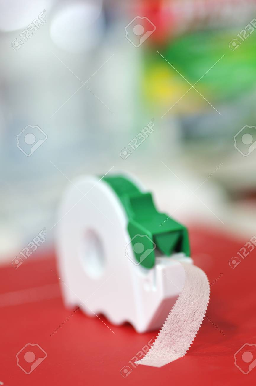 Roll of plaster Stock Photo - 16481715