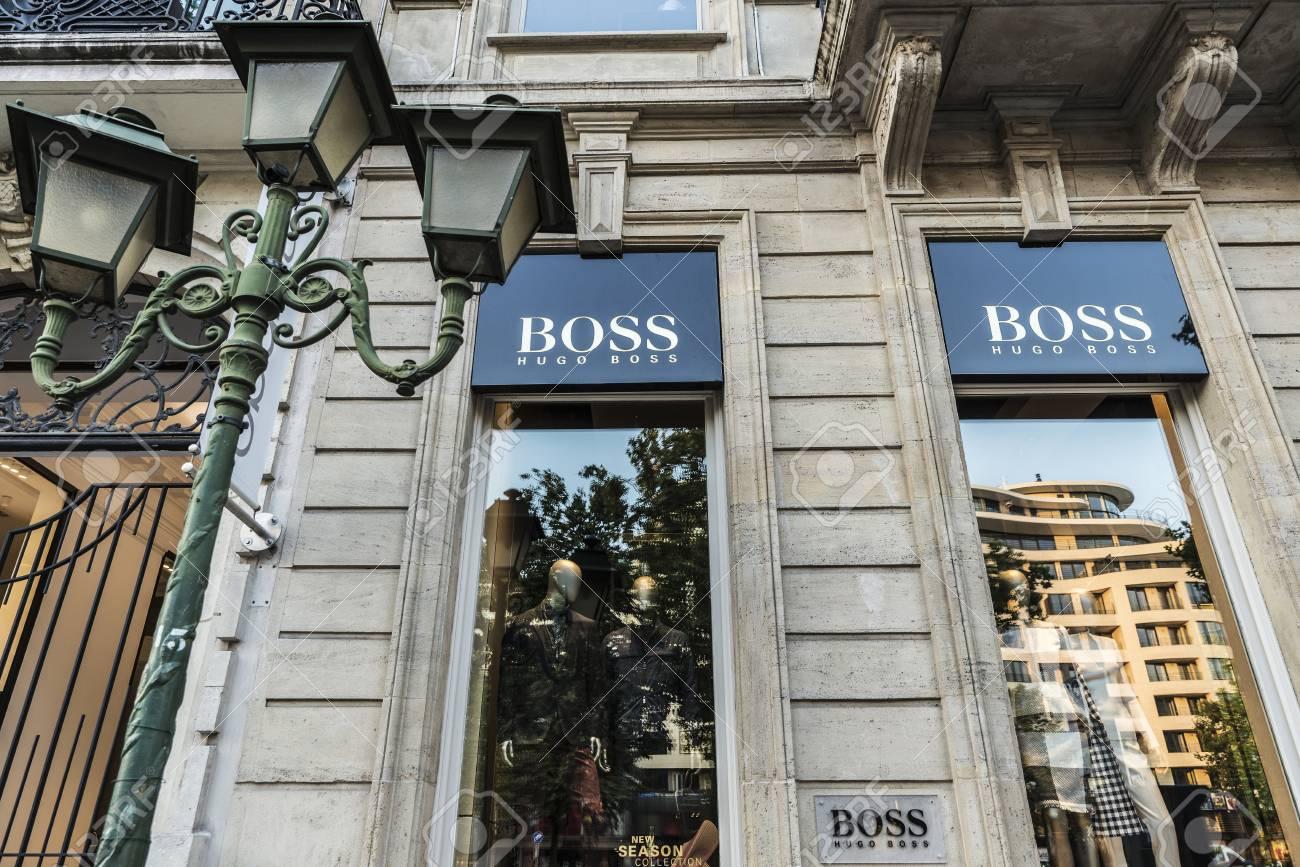 hugo boss belgium