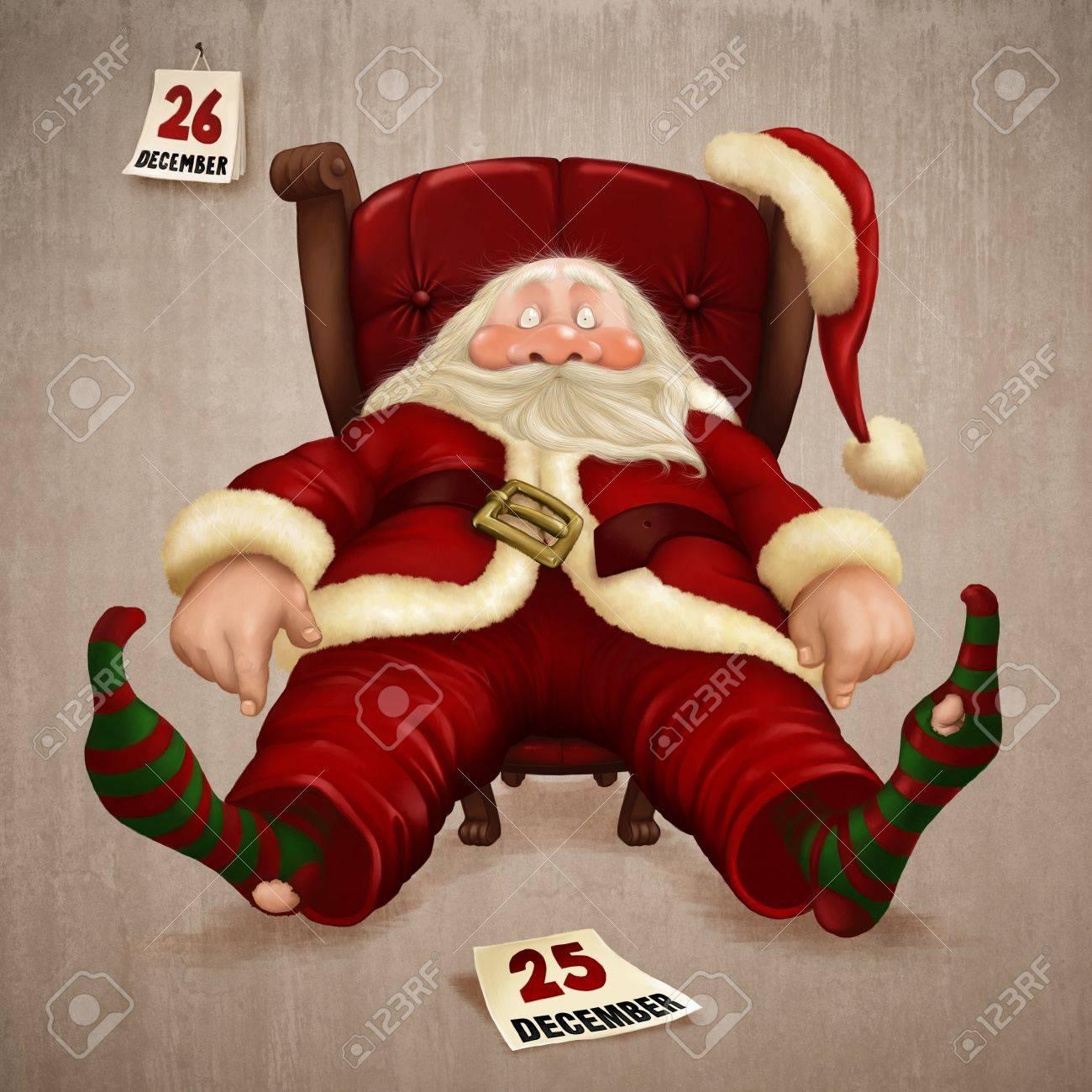 Bilder Nach Weihnachten.Stock Photo