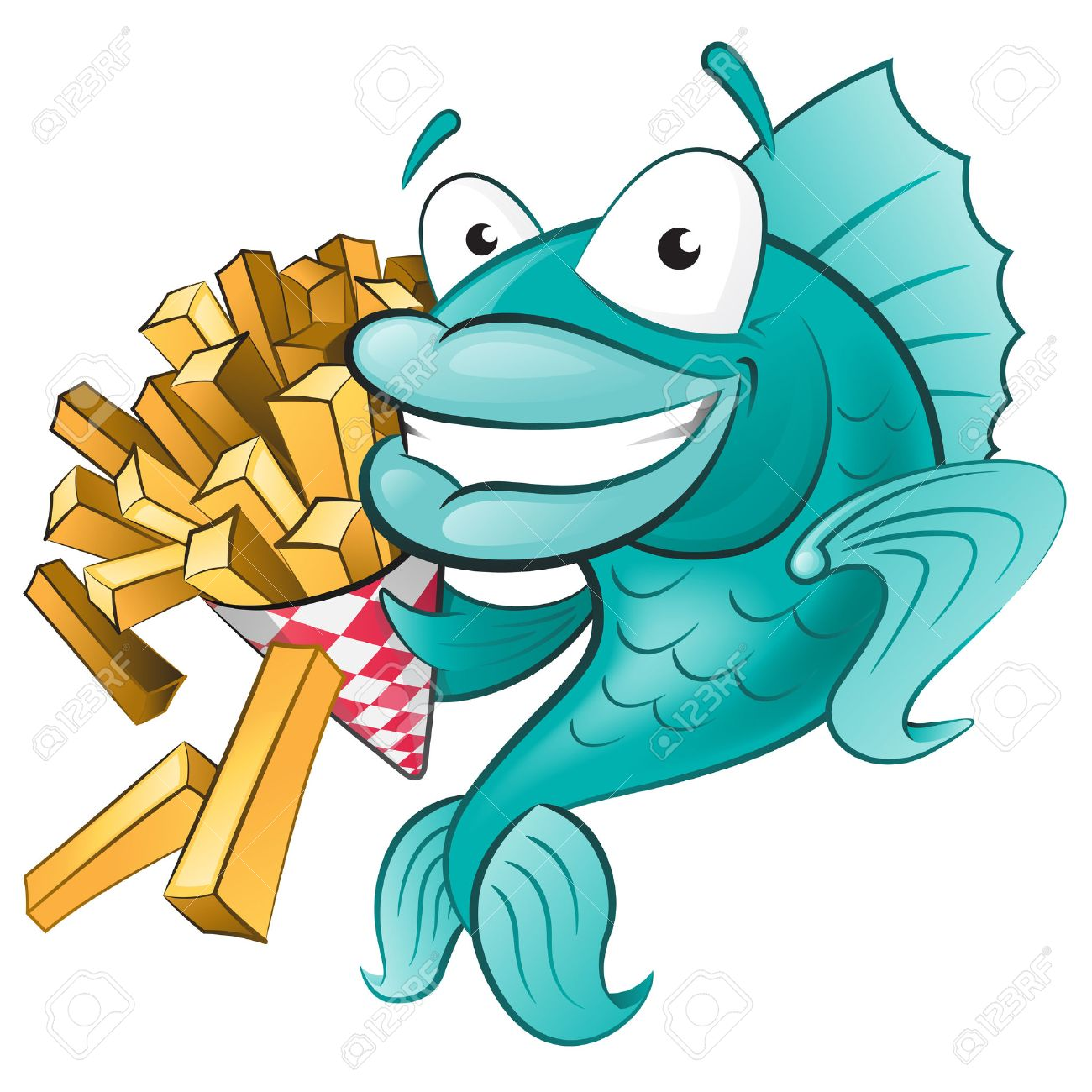 cartoon fish and chips royalty free cliparts vectors and stock rh 123rf com fish and chips cartoon images fish and chips cartoon wiki