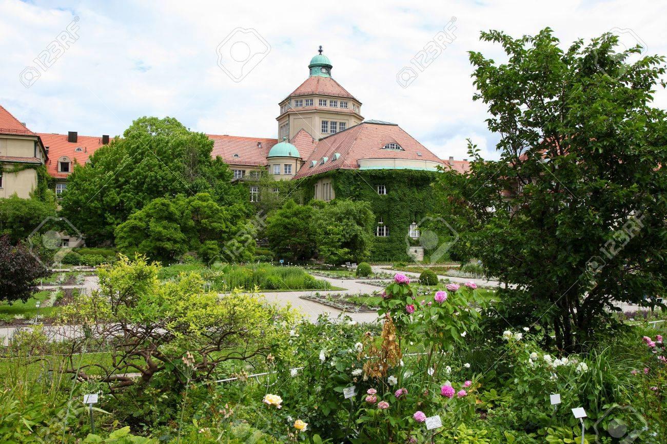 Botanischer Garten München Nymphenburg Berühmten Botanischen Garten
