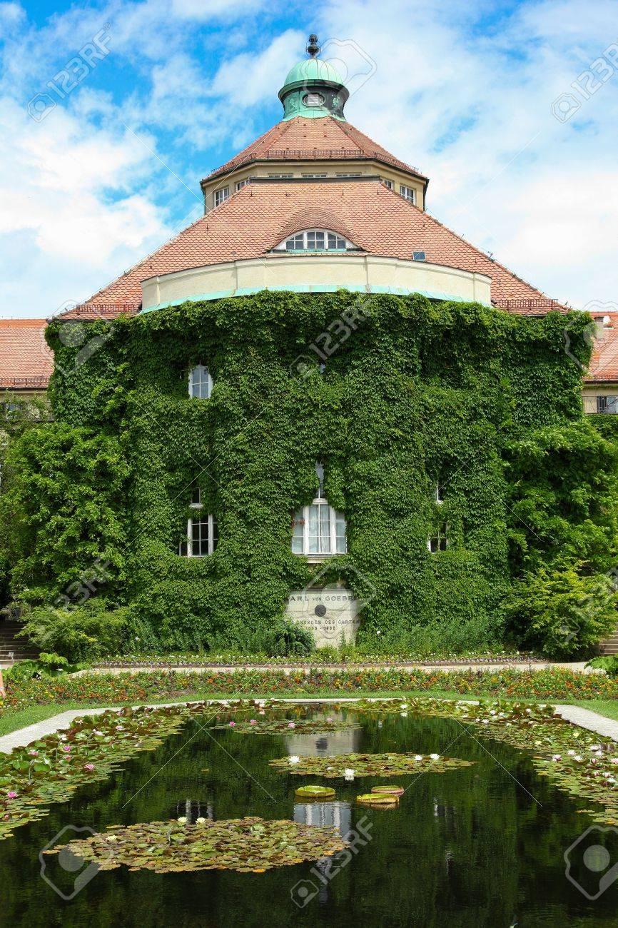 Botanischer Garten München Nymphenburg Famous Botanical Garden