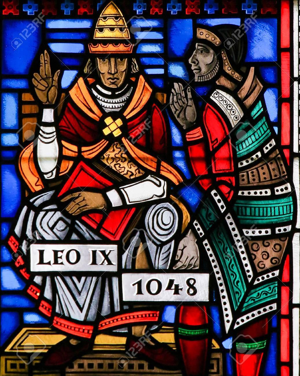 Papa León IX