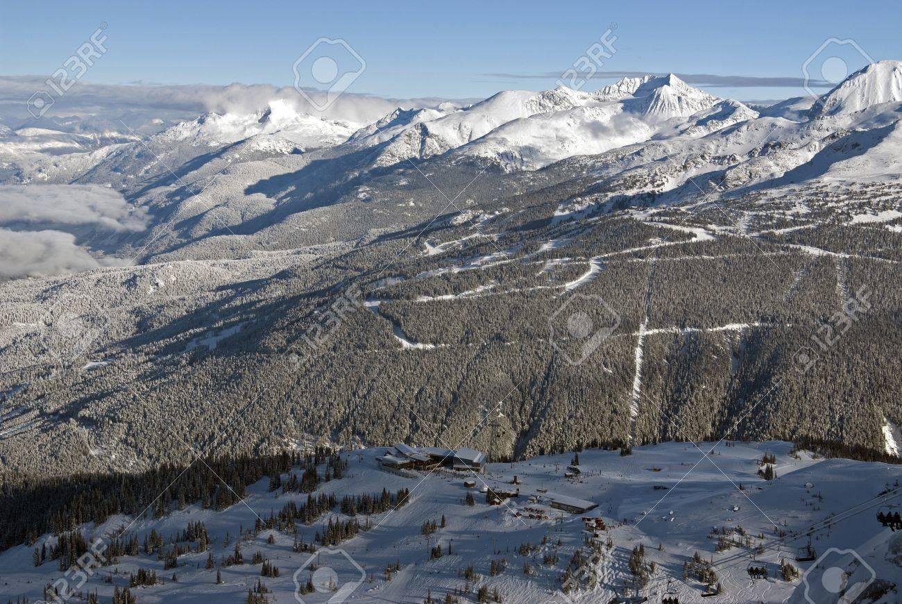 Coast Mountains, British Columbia, Canada Stock Photo - 17680647