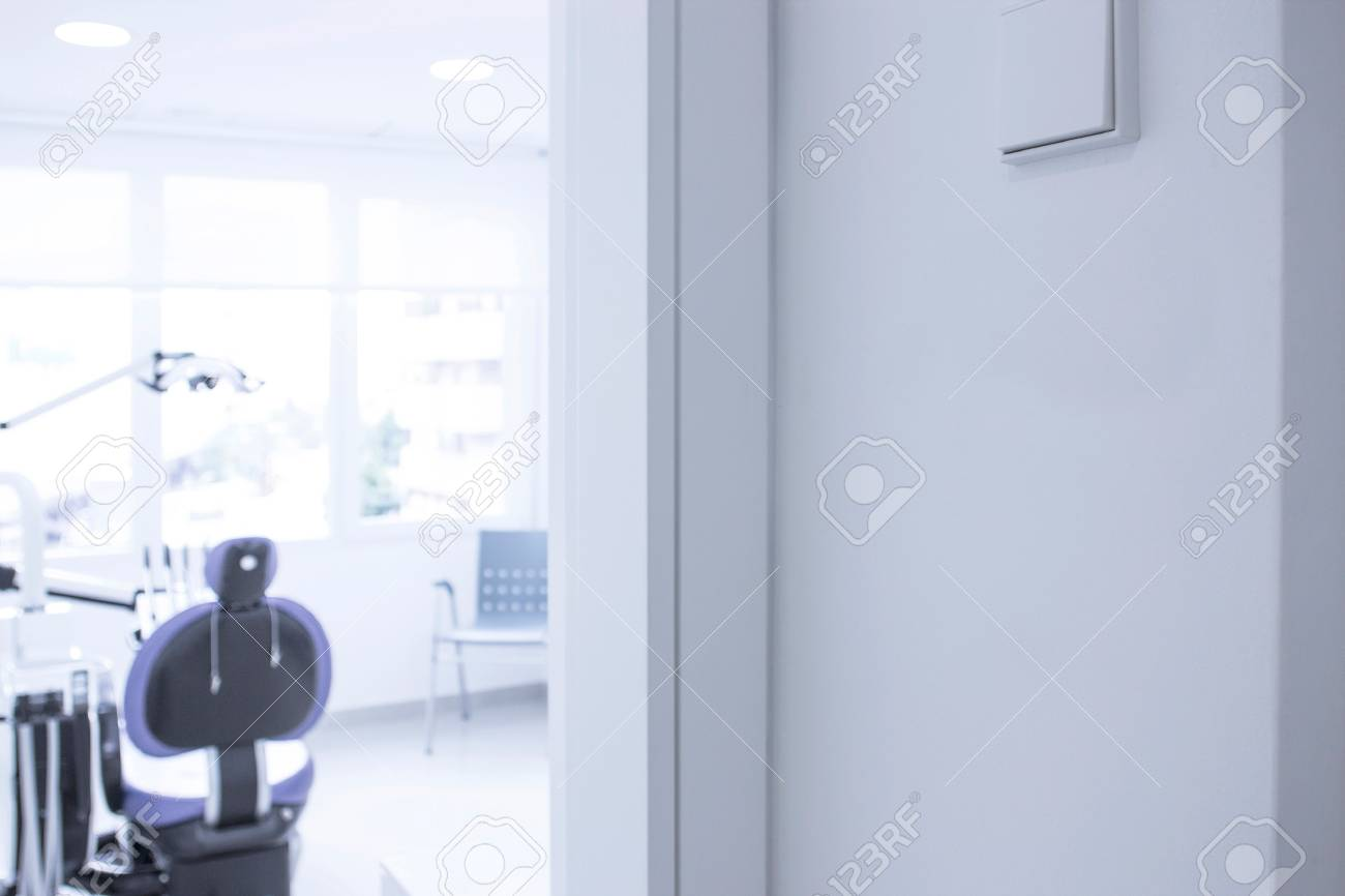 Dental clinic office interior view - 56679207