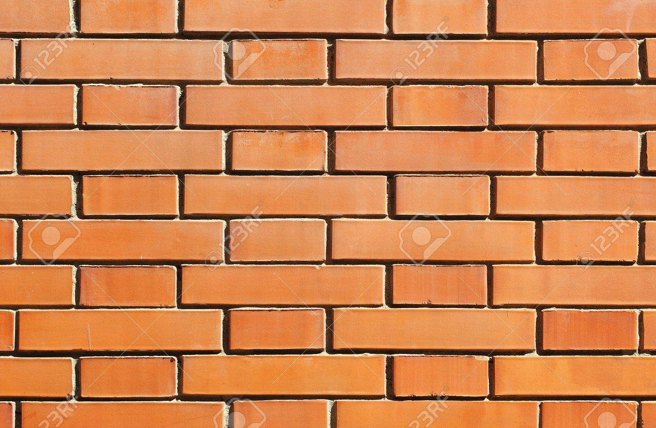 Home Texture Brick Wall New Home Background And Texture Stock Photo Picture