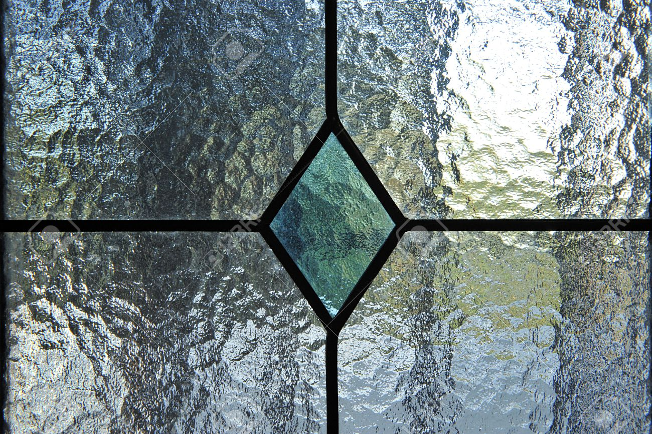 Glass window texture - Glass Window Stained Glass Texture Transparency Stock Photo 25976714