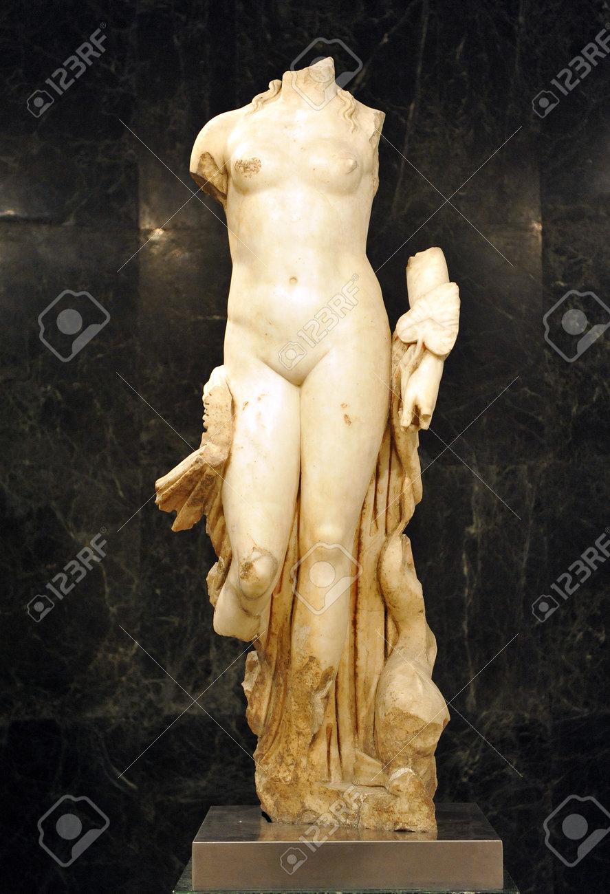 Venus Aphrodite Gottin Der Liebe Romische Skulptur Lizenzfreie Fotos Bilder Und Stock Fotografie Image 32417461