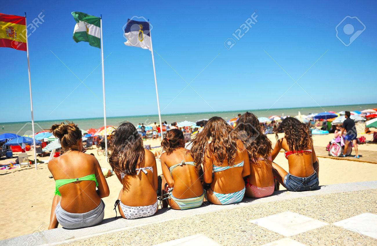 playas espana para jovenes