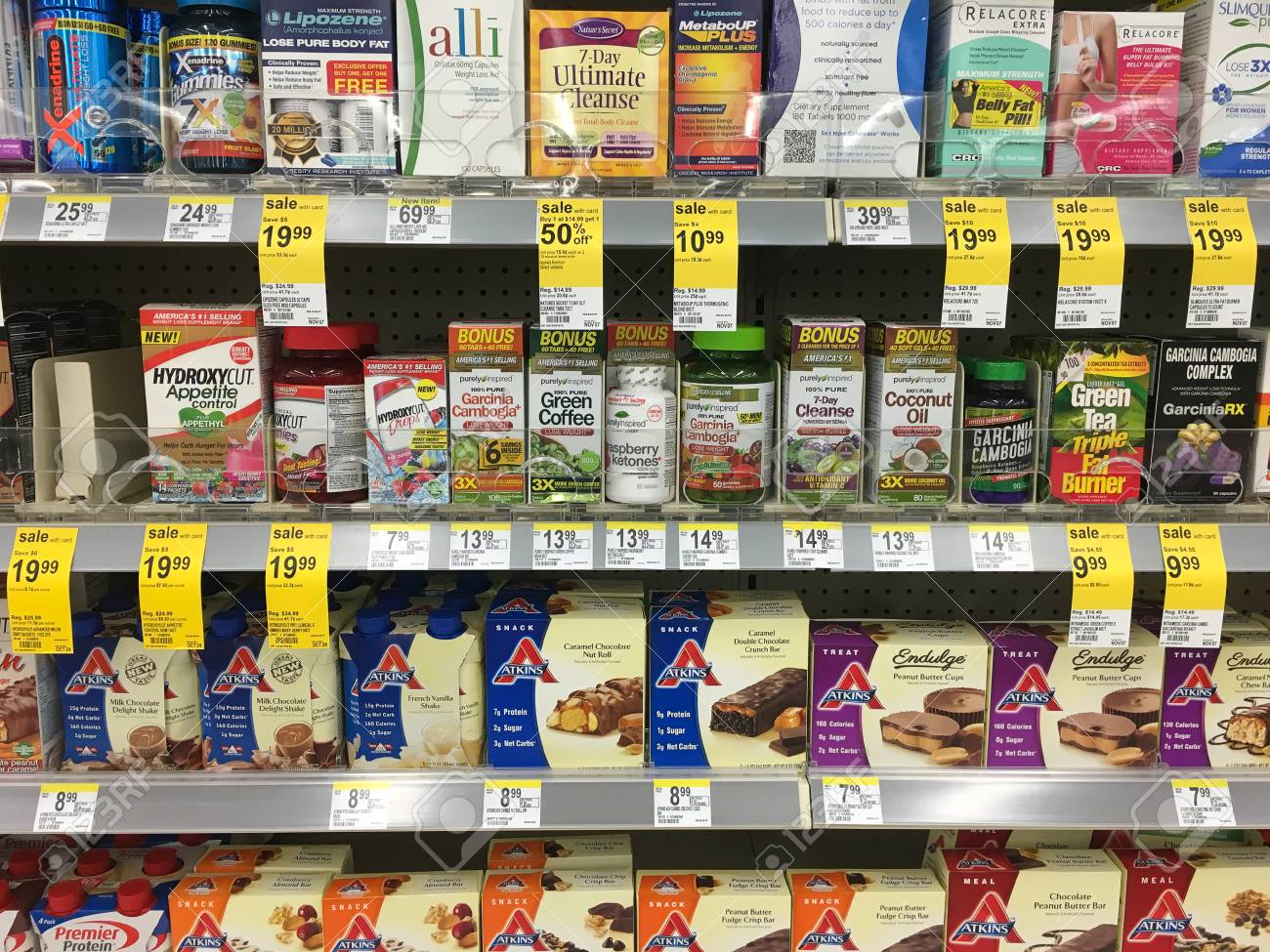 weight loss pills in grocery stores