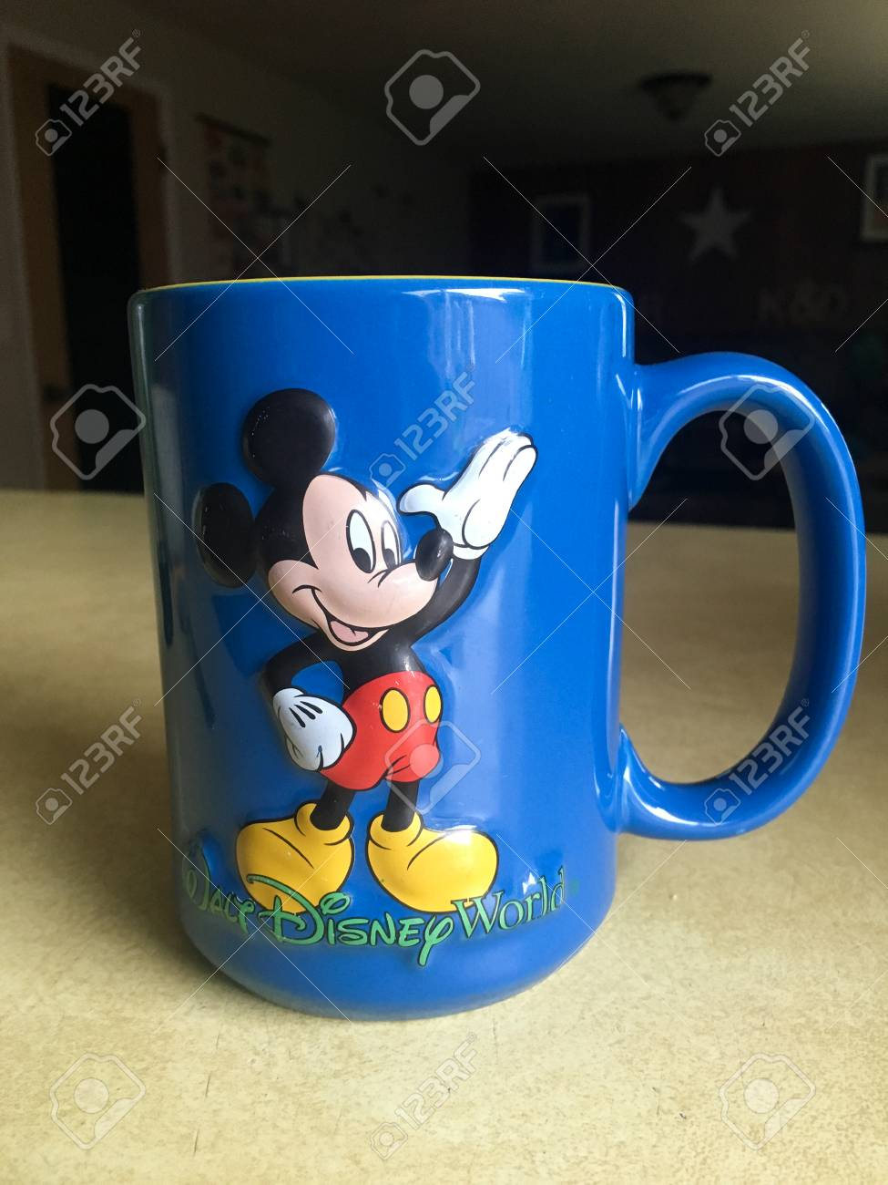 SpringfieldOr 232015Mickey October From Coffee Mug Mouse Nm80OPywvn