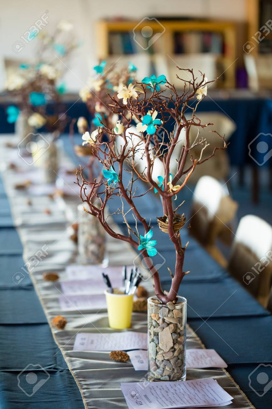 Love Bird Theme Used In The Wedding Reception Decorations Features