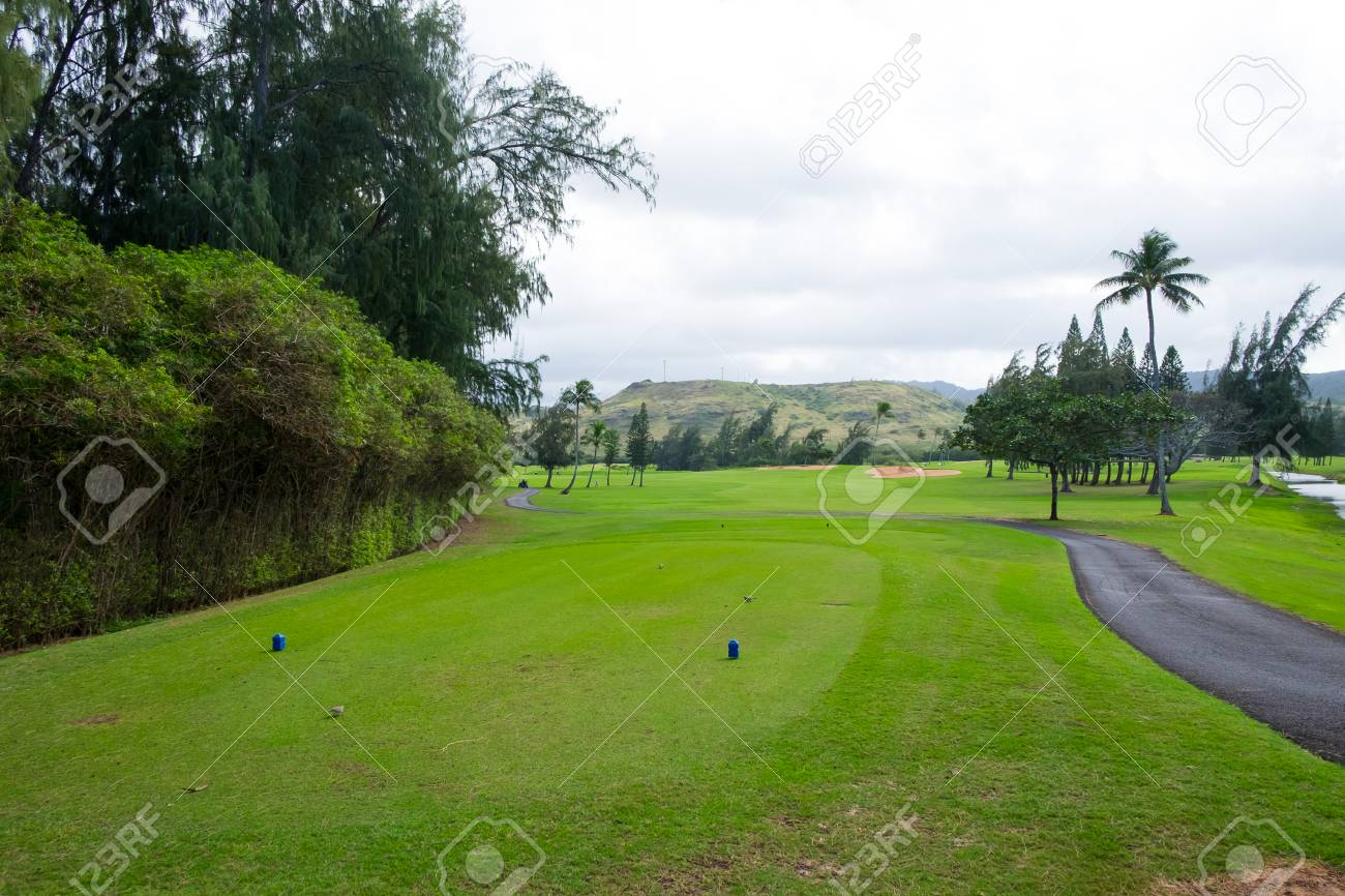 d40b869b Turtle Bay Golf Course Stock Photo, Picture And Royalty Free Image ...