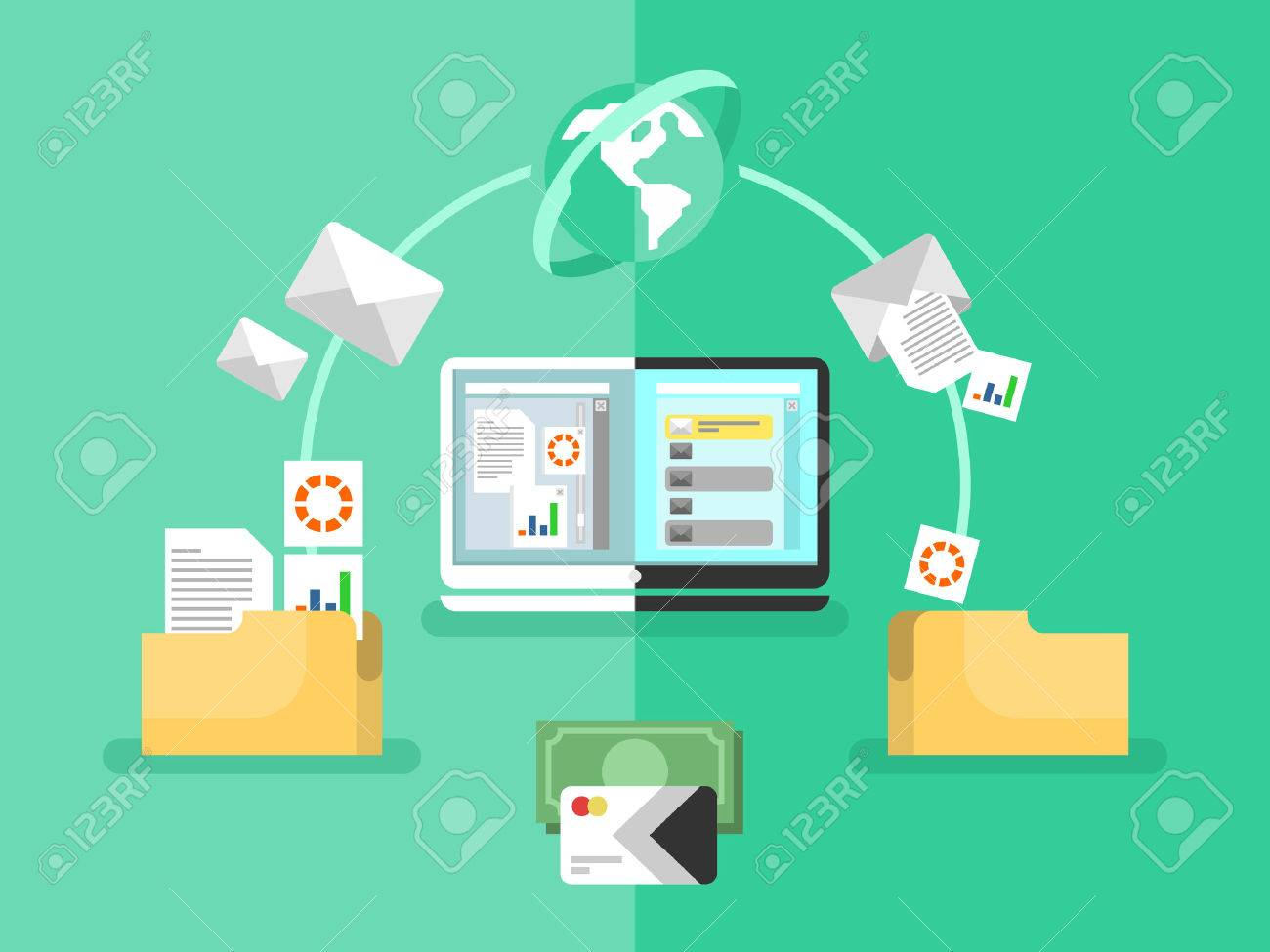 Electronic document management - 48173965