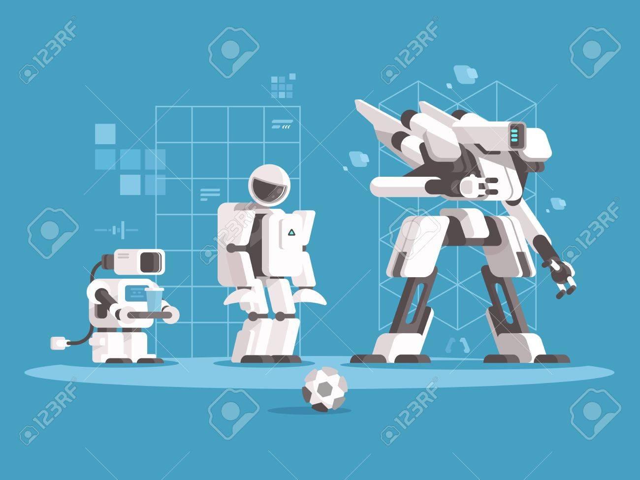 Evolution of robotics - 74952671