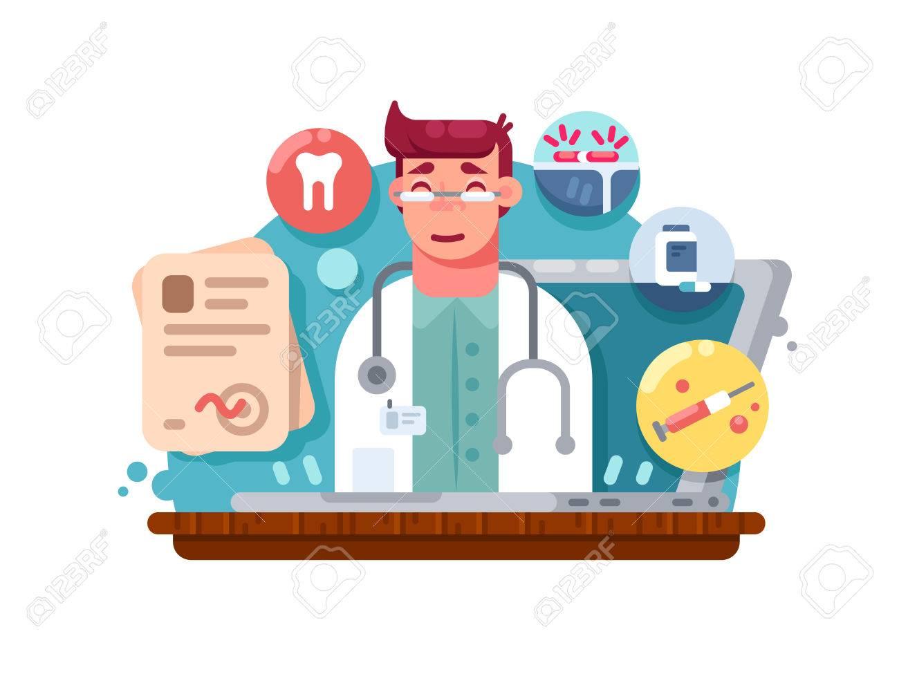 Service online doctor - 75223794