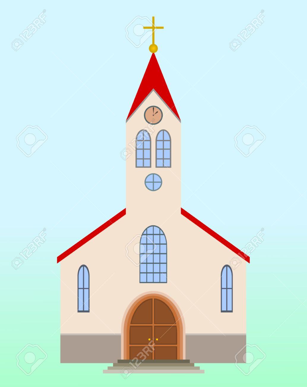 教会 イラストのイラスト素材ベクタ Image 51694565