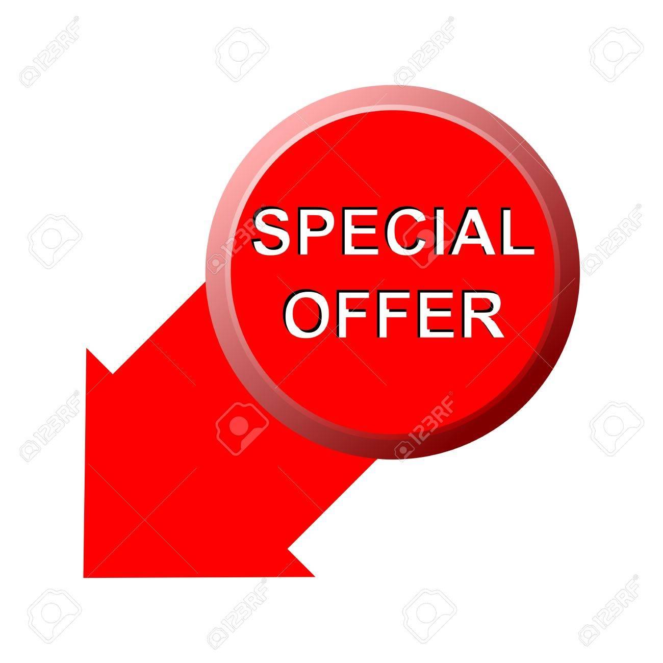 Vettoriale - Offerta Speciale Adesivo Freccia Giù Image 51871637. 708b80aa2a1