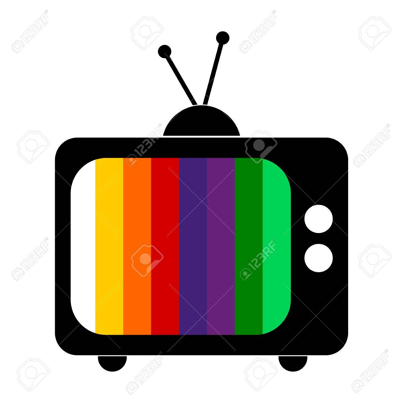 Tv icon no signal