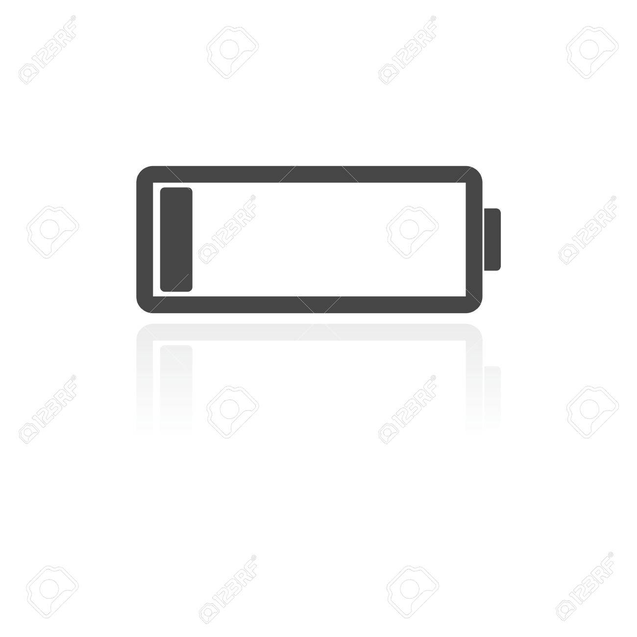 low battery icon royalty free cliparts vectors and stock illustration image 59604228 123rf com