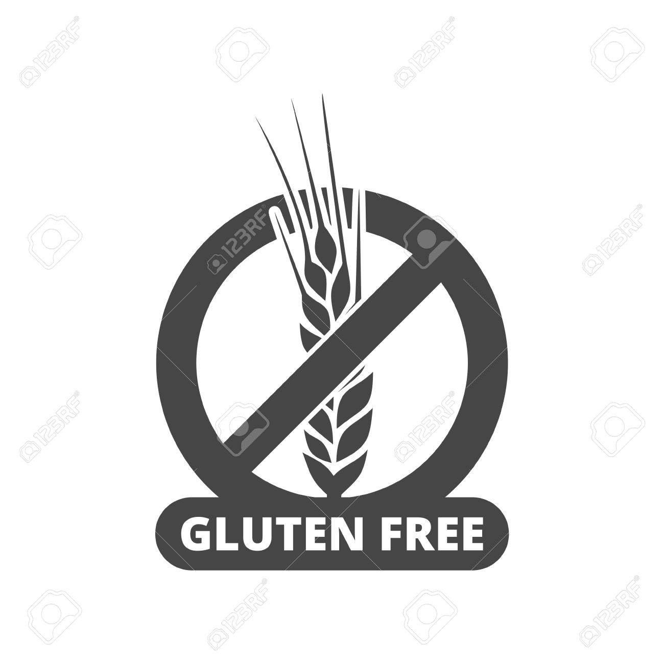 Gluten Free Icon Royalty Free Cliparts, Vectors, And Stock