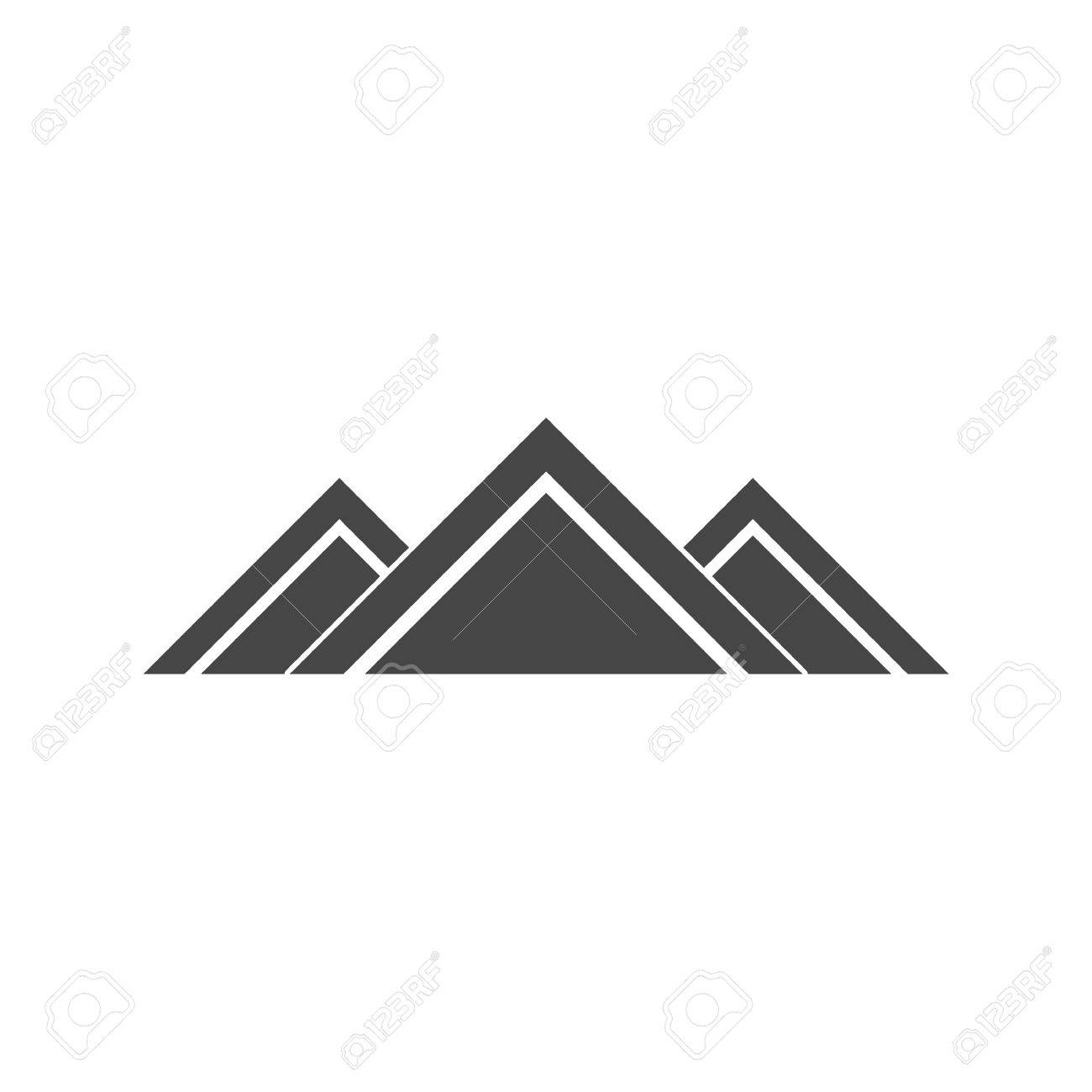Roof Icon Roof Icon Vector Home Roof Icon Royalty Free Cliparts