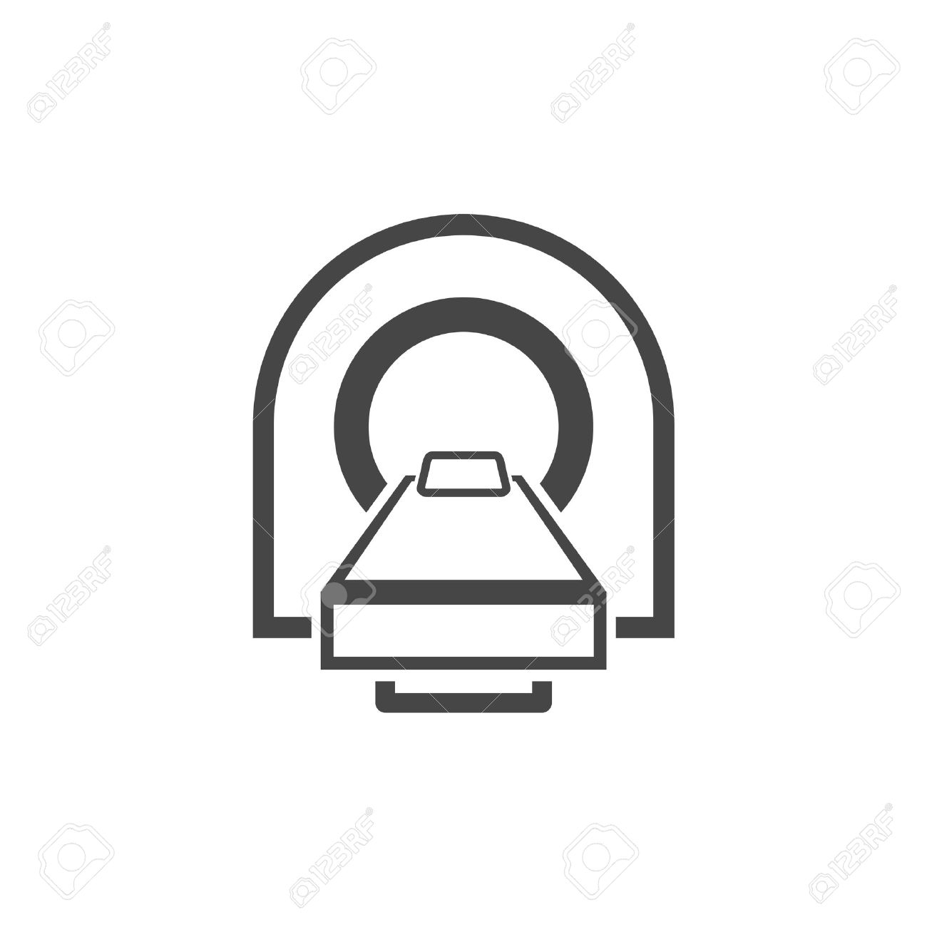 Ct スキャンのアイコン、CT スキャナーのイラスト素材・ベクタ - Image ...