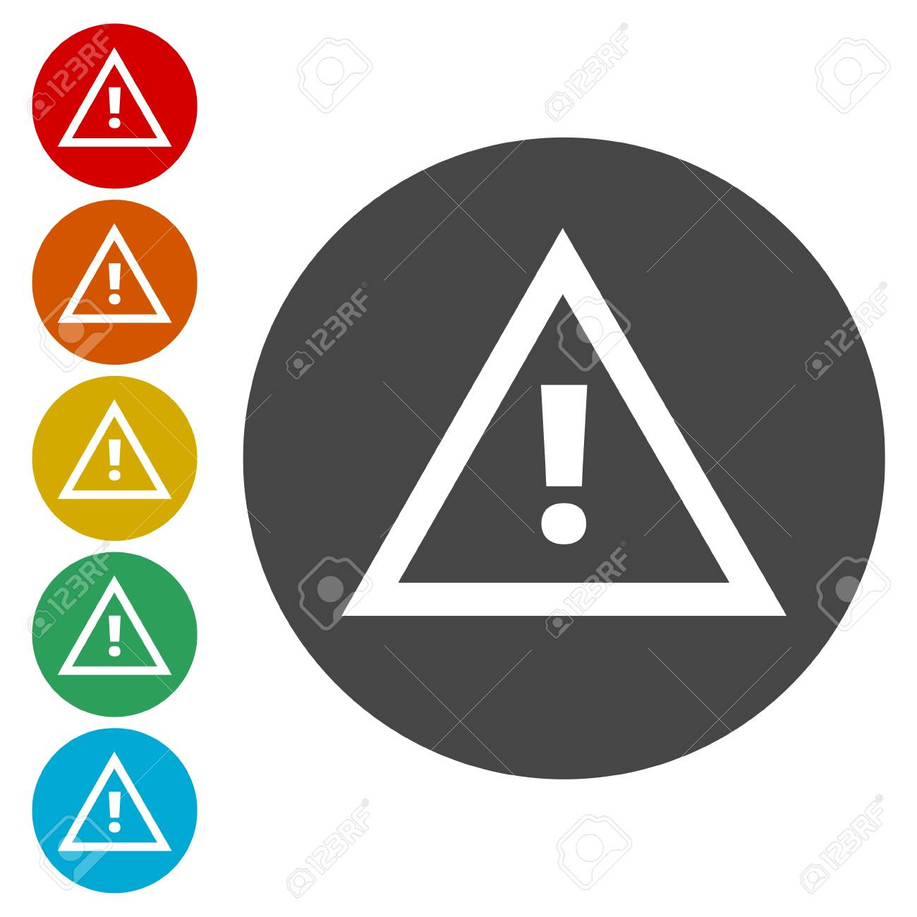 Attention caution sign icon exclamation mark hazard warning attention caution sign icon exclamation mark hazard warning symbol stock vector 76585339 biocorpaavc